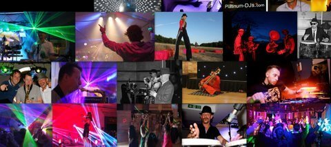 Dj in Dartford, Magicians, Bands, Acts and other entertainment with Platinum Entertainment Agency