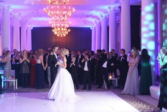 Find a DJ that suits your wedding best with Platinum's DJ hire London services.