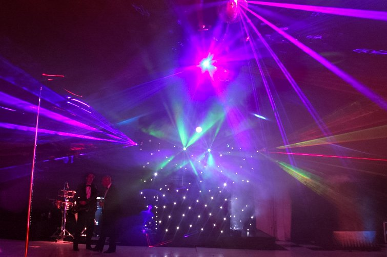 Besides our DJ Hire options we also have a wide range of lighting upgrades available.