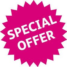 Special DJ Hire offer this month when booking a superior DJ.