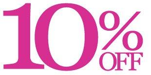 Platinum DJs offers a 10% discount on online enquiries for DJ hire.