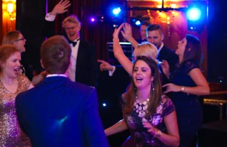 Have a great party with Platinum's professional DJ Hire services.