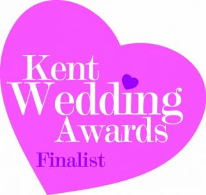 Kent Wedding awards with Platinum DJs as a finalist.