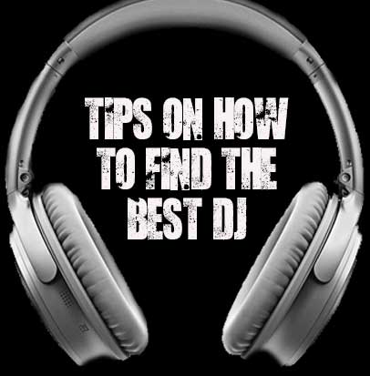 Find the best DJ by reading Platinum DJ's tips.