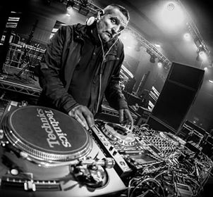808 State key member DJ Darren Partington.