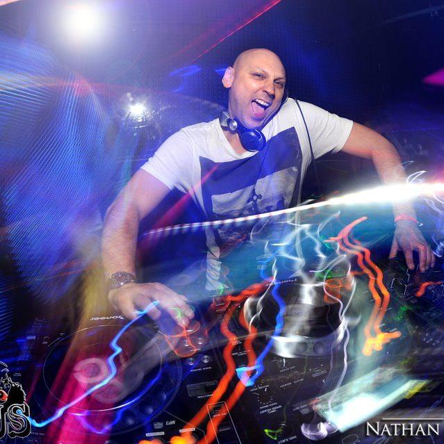 The legendary Cream Club DJ Paul Bleasdale.