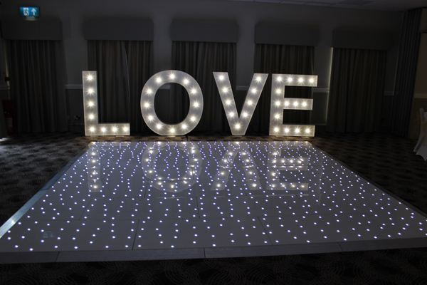 Dance Floor hire in London & Kent
